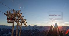 #photooftheday #ErsteSpur #Serfaus-Fiss-Ladis #©AndreasKirschner #sunrise #skiing #cableways #Planseggbahn