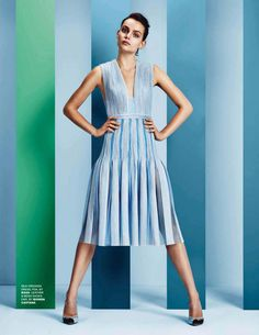 #SveaBerlie by #JoukeBos for #TatlerUK February 2015