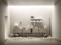 Kitchen madness🍳 String Shelf, String System, Shelving Solutions, Modular Shelving, Shelf Furniture, Design Awards, Minimalist Design, Timeless Design, Improve Yourself