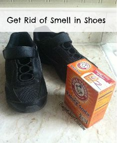 How to Get Rid of Smell in Your Shoes