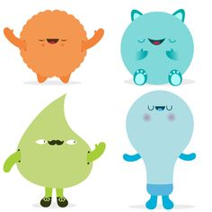 vector character design - Google Search