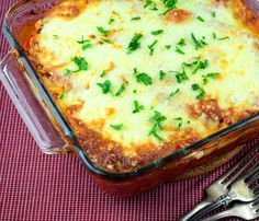 I love Eggplant Parm and this is one of the easiest and tastiest recipes I have ever found for it.