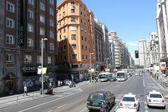 andreessroes fotos: Calle de la Gran Via.
