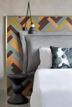 Melina Romano se encargó de tropicalizar el concepto del hotel.   Galería de…