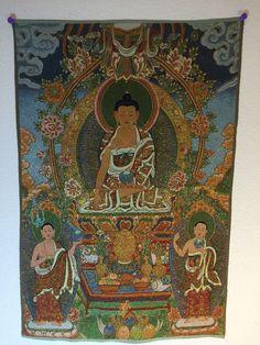 Buddha Shakyamuni with Two Disciples