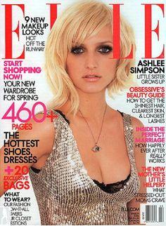 Ashley Simpson - so pretty
