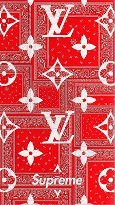 "LV Supreme Wallpaper wallpaper by ayyitsjareko - 24 - Free on ZEDGEâ""¢"