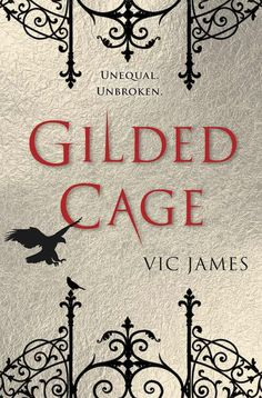 Gilded Cage – Vic James https://www.goodreads.com/book/show/30258320-gilded-cage