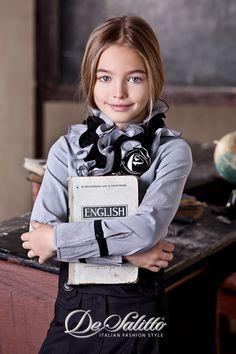 ❤️ fashion kids ALALOSHA: VOGUE ENFANTS: De Salitto Back to School