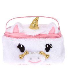Adorable Unicorn cosmetic bag #unicorn #fashionstyle
