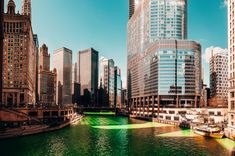 Boat Rentals, Charter Boat Rentals, and Yacht Rentals on Sailo St Patrick's Day Events, Fete Saint Patrick, Travel Around The World, Around The Worlds, Destinations, Chicago Photos, Charter Boat, Boat Rental, Things To Do Alone