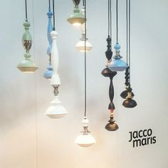 Benben Pdant Light From Jacco Morris Design #jaccomorris #cdw2014#luxury #modern #design #lighting