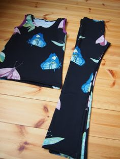 Butterflys for little dancer