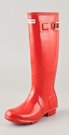 Style : Ten Freaking Adorable Rain Boots  Hunter Boots Hunter Original Gloss Rain Boots | SHOPBOP