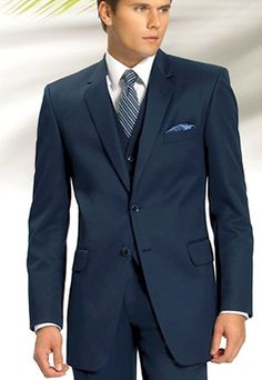 navy blue suit - Google Search | Suits | Pinterest | Navy blue suit