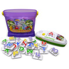 LeapFrog Letter Factory Phonics & Numbers for Nathan