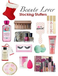—Stocking Stuffers for the Beauty Lover!