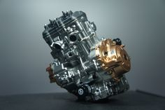 CRF1000L Engine