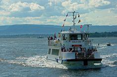 D'île en île dans le fjord d'Oslo