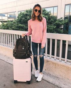 softest sweatshirt + travel wear