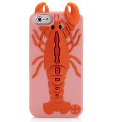 Tory Burch Lobster Silicone Case For Iphone 5 Summer Accessories, Tech Accessories, Sweet Southern Prep, Silicone Iphone Cases, Summer Handbags, Latest Iphone, Beach Ready, Nice Body, Tory Burch