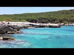 Salento  Porto Selvaggio-Nardò - YouTube