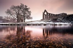 Bolton Abbey, England (this was the background on my phone for the longest time)
