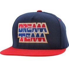 Sneaktip Dream Team Snapback Cap (navy) - Caps - SP290872NVY | PickYourShoes.com - Svpply
