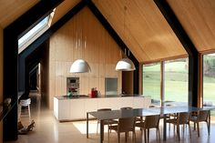 Woodstock Farm :: Rick Joy Architects :: Clicking through this blog post full of photos gives as many Oooo! moments as Ugh!!.  Okay, more Ugh.  But the Ooo has some serious win.