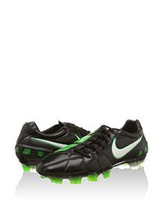 official photos 2b0b3 e316c Scarpe da Calcio Nike Total 90 Laser III FG 385423 013 - Colore - Nero,  Taglia scarpa - 39