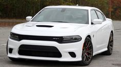 2016 Dodge Charger SRT 8 Hellcat