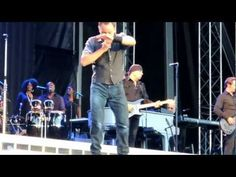 Bruce Springsteen and the E Street Band - My City of Ruins. Live in Gothenburg 2012-07-27.