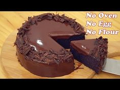 No Oven Chocolate Cake [Only 3 Ingredients] No Bake Chocolate Cake, Chocolate Frosting Recipes, Oreo Cake, Chocolate Flavors, Making Chocolate, Cake Recipes, Dessert Recipes, Cake Wrecks, Novelty Cakes