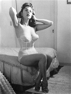 50s Pinup Jackie Miller