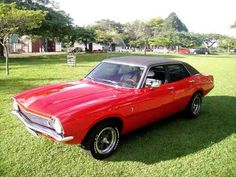 Ford Maverick 4 doors