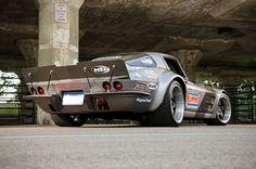 1964 Chevrolet Corvette Stingray Coupe Race Car - Pictures Almanac