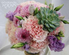 Seis ramos de novia para tu boda #boda #ramos
