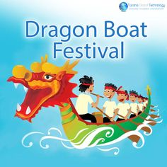 Happy #DragonBoatFestival in #China and #Taiwan