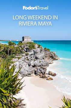 The Riviera Maya, with its pristine beaches, delicious cuisine, and welcoming people, is a spectacular value for American travelers. #travel #mexico #beach