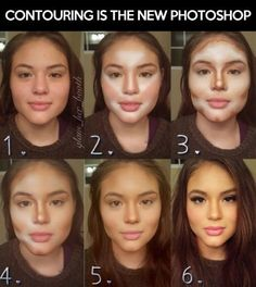 Contouring is the New Photoshop !!!