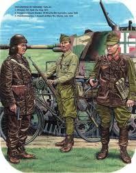Resultado de imagen para hungarian army ww2