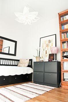 simple guest room