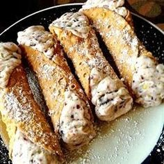 Somewhat Traditional Cannoli Filling