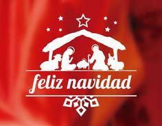 #Decoración #Navideña con #vinilosadhesivos Portal de Belén 04079