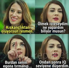 Ufff be O neydi gızzzz Comedy Pictures, Karma, Ted Mosby, Comedy Zone, Best Memes Ever, Good Sentences, Funny Times, Funny Comedy, Ariana Grande Fans