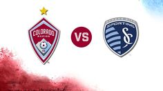 Tune in Saturday starting at 6:30 PM for Rapids vs. Sporting Kansas City!