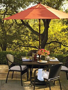 Click here to find more ways to keep cool on your patio...