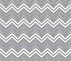 free_chevron fabric by holli_zollinger on Spoonflower - custom fabric