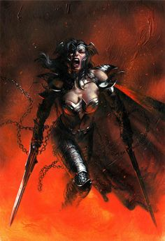 Metal #2 by Gabriele Dell'Otto <3 Wonder Woman!!!