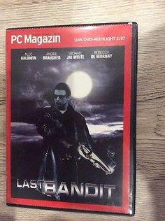 DVD Last Bandit Alec Baldwin Gangster- Thriller